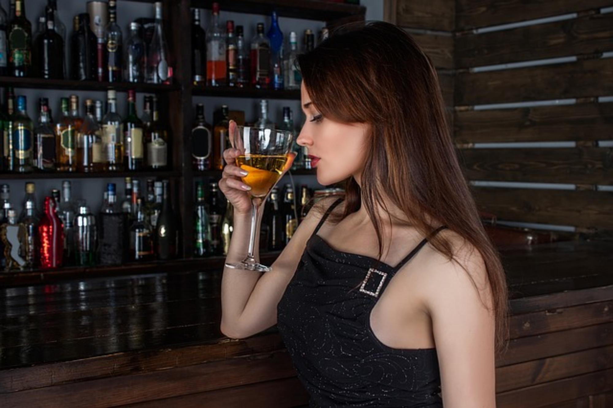 sadness of alcoholics